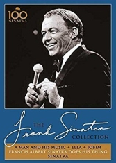 Sinatra Frank - A Man And His Music + Ella + Jobim