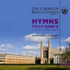 Blandade Artister - Hymns From King's
