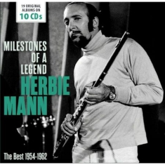 Herbie Mann - Milestones Of A Legend