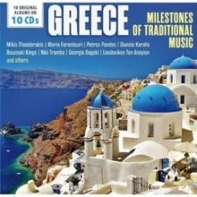 Blandade Artister - Greece - Milestones Of Traditional