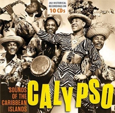 Blandade Artister - Calypso Û Sounds Of The Caribbean I