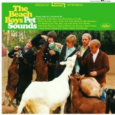 Beach Boys - Pet Sounds - 50Th (Stereo Lp)