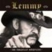 Lemmy - Broadcast Interviews The in the group CD / Hårdrock/ Heavy metal at Bengans Skivbutik AB (1923071)