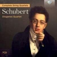 Schubert, Franz - Complete String Quartets (7 Cd)