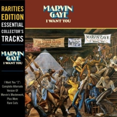 Gaye Marvin - I Want You (Vinyl)