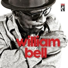 Bell William - This Is Where I Live
