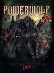 Powerwolf - The Metal Mass - Live/Mediabook 2-D