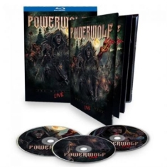 Powerwolf - Metal Mass - Live (2Br+Cd)