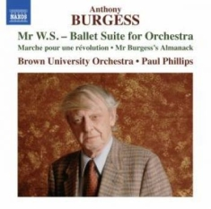 Burgess, Anthony - Orchestral Music