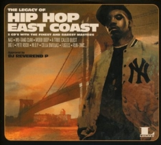 V/A - Legacy Of Hip Hop West..