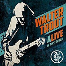 Walter Trout - Alive In Amsterdam (3Lp)