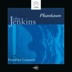 Jenkins, John - Five-Part Consorts