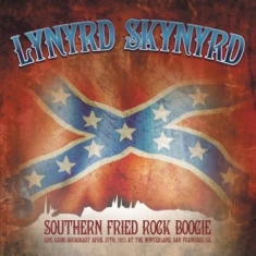 Lynyrd Skynyrd - Southern Fried Rock Boogie (Broadca