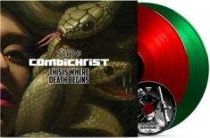 Combichrist - This Is Where Death Begins (2Lp+Cd)
