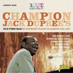 Dupree Champion Jack - Old Time R&B