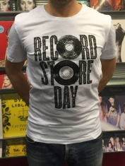 Record Store Day - T-Shirt White