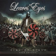 Leaves Eyes - King Of Kings - Tour Edition (Ltd F