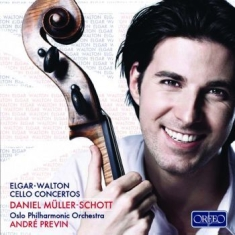 Elgar, Edward / Walton, William - Cello Concertos
