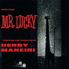 Mancini Henry - Music From Mr Lucky