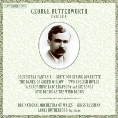 Butterworth George - Orchestral Fantasia (Sacd)