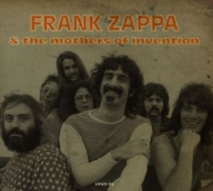 Frank Zappa & The Mothers Of Invent - Live At The