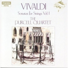 Vivaldi - Sonatas For Strings Vol 1