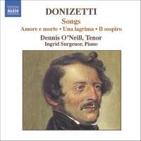 Donizetti - Songs