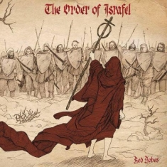 Order Of Israfel - Red Robes (ltd White vinyl)