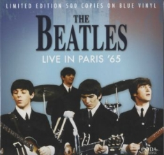 Beatles - Live In Paris  65