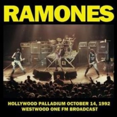 Ramones - Live At The Hollywood Palladium '92