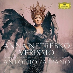 Netrebko Anna - Verismo (Cd+Dvd+Scarf+Art Cards)