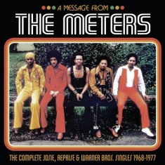 Meters - A Message From The Meters (Complete