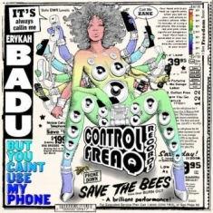 Badu Erykah - But You Caint Use My Phone (Vinyl)