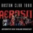 Aerosmith - Boston Club 1980 (Live Broadcast) in the group CD / Hårdrock/ Heavy metal at Bengans Skivbutik AB (2054011)
