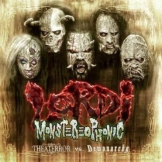 Lordi - Monstereophonic (Theaterror Vs. Dem