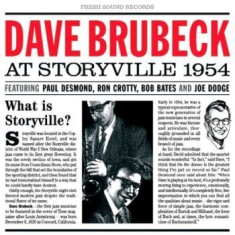 Brubeck Dave - At Storyville 1954