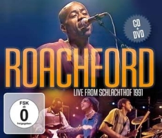 Roachford - Live From Schlachthof 1991 (Cd+Dvd)