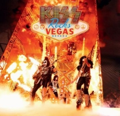 Kiss - Kiss - Rocks Vegas (2Cd+Br+Dvd)