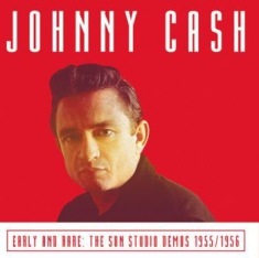 Cash Johnny - The Sun Studio Demos 1955-1956