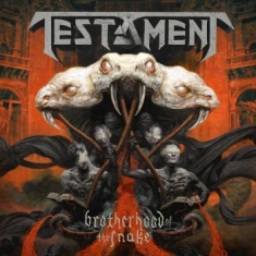 Testament - Brotherhood Of The Snake 2Lp
