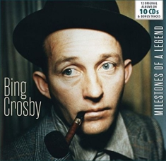 Crosby Bing - Milestones Of A Legend