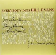 Evans Bill - Everybody Digs Bill Evans