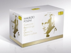 Pollini Maurizio - Compl Recordings On Dg (55Cd+3Dvd)