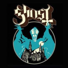 Ghost - Ghost Opus - Single Cork Coaster in the group OTHER / Merchandise at Bengans Skivbutik AB (2089328)