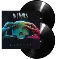 In Flames - Battles ( Lp Black)