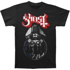 Ghost - T/S Warriors (M)