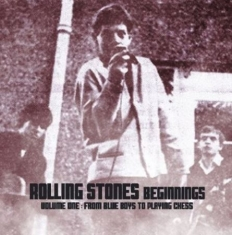 Rolling Stones - Stones Beginnings - From Blue Boys.