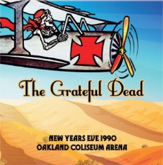 Grateful Dead - New Years Eve 1990 (Oakland)