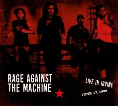 Rage Against The Machine - Live In Irvine June 17, 1995