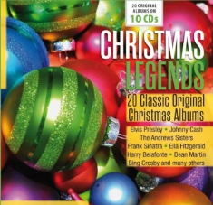 Blandade Artister - Christmas Legends
